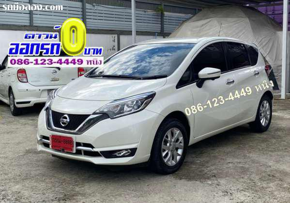 NISSAN MARCH ปี 2020