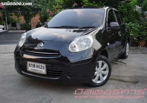 NISSAN MARCH ปี 2011