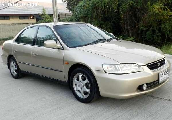 HONDA ACCORD ปี 2001