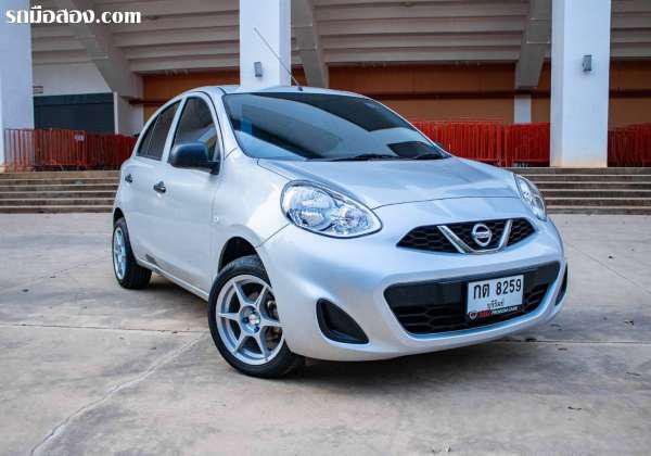 NISSAN MARCH ปี 2017