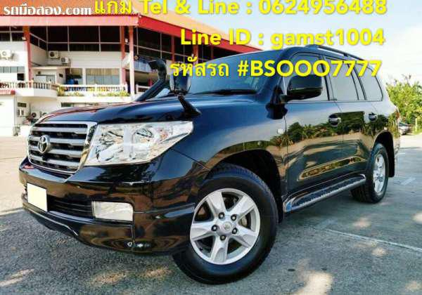 TOYOTA LAND CRUISER ปี 2009