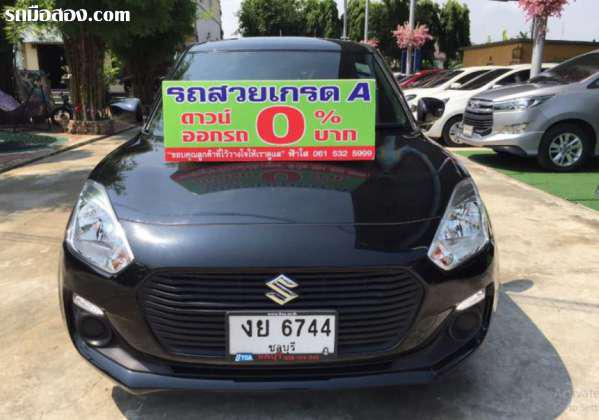 SUZUKI SWIFT ปี 2019