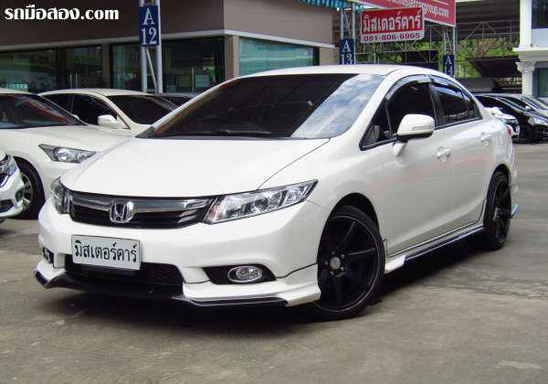 HONDA CIVIC ปี 2013