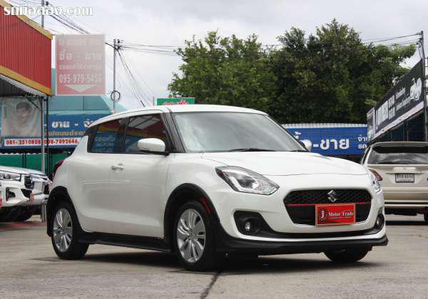 SUZUKI SWIFT ปี 2018