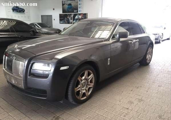ROLLS-ROYCE GHOST ปี 2012