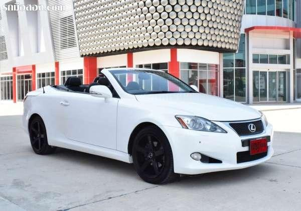 LEXUS IS250 ปี 2012