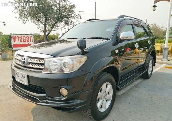 TOYOTA FORTUNER ปี 2008