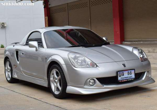 TOYOTA MR-S ปี 2004