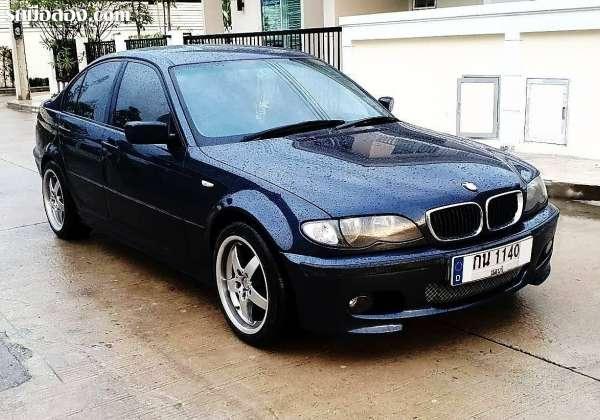 BMW 3 SERIES 318I ปี 2002