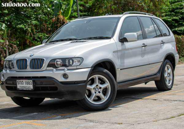 BMW X X5 ปี 2002