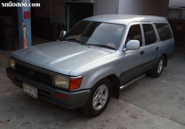 TOYOTA HILUX-MIGHTY-X ปี 1997