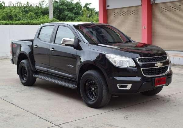 CHEVROLET COLORADO ปี 2014