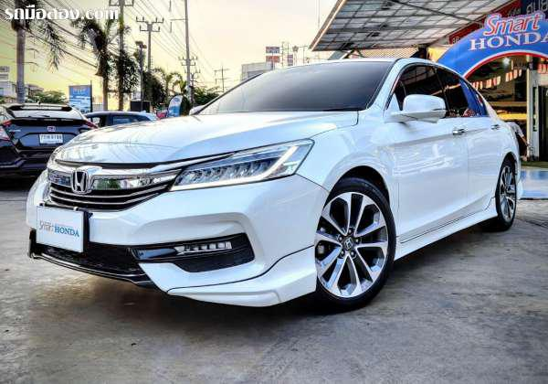 HONDA ACCORD ปี 2018