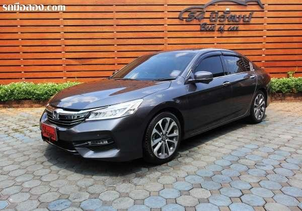 HONDA ACCORD ปี 2017