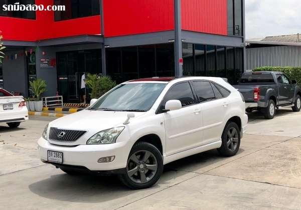 TOYOTA HARRIER ปี 2005