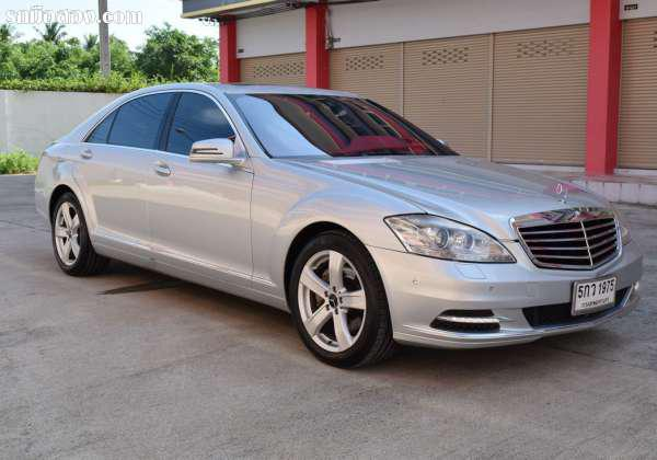 BENZ S-CLASS S300 ปี 2013