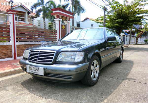 BENZ S-CLASS S320 ปี 1996