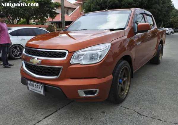 CHEVROLET COLORADO ปี 2016