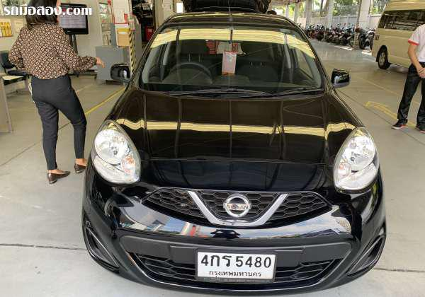 NISSAN MARCH ปี 2015