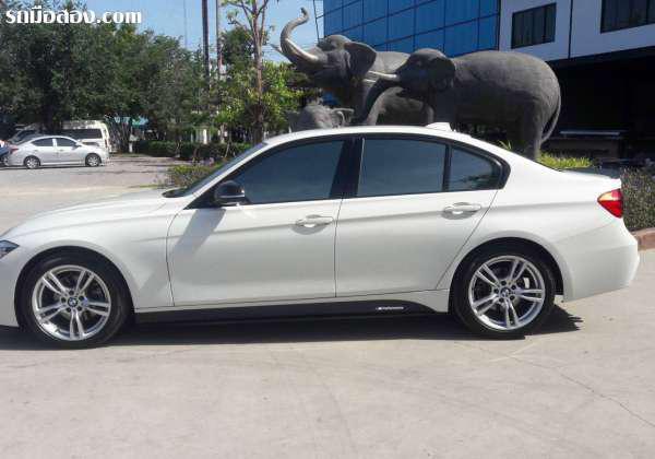 BMW 3 SERIES 320D ปี 2017