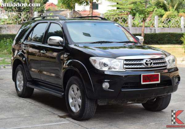 TOYOTA FORTUNER ปี 2009