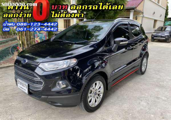 FORD ECOSPORT ปี 2016