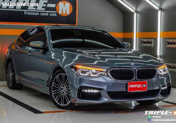 BMW 5 SERIES 530D ปี 2018