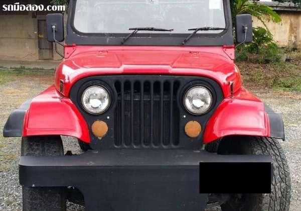 JEEP WILLYS ปี 1998