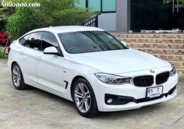 BMW 3 SERIES 320D ปี 2014