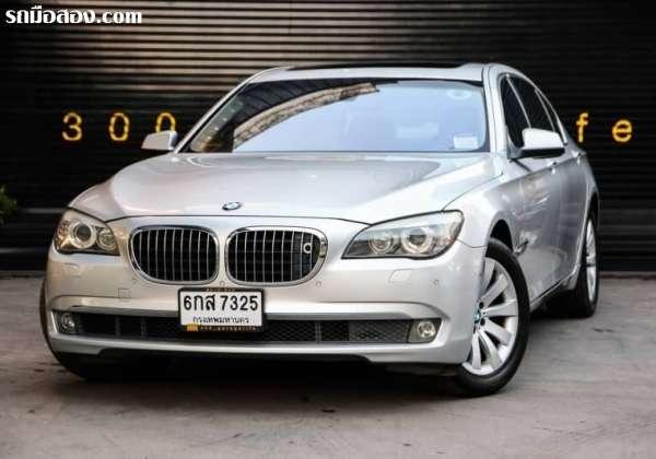 BMW 7 SERIES 730LD ปี 2010