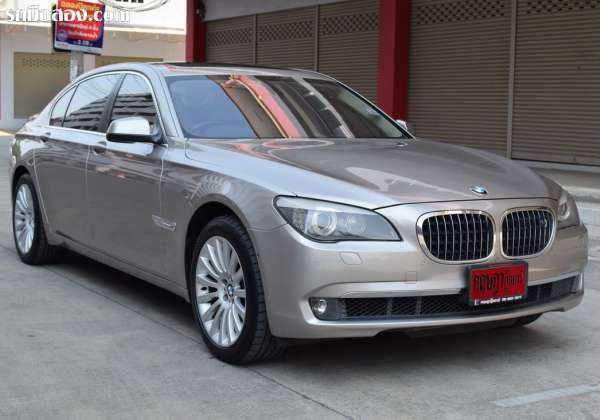 BMW 7 SERIES 740LI ปี 2010