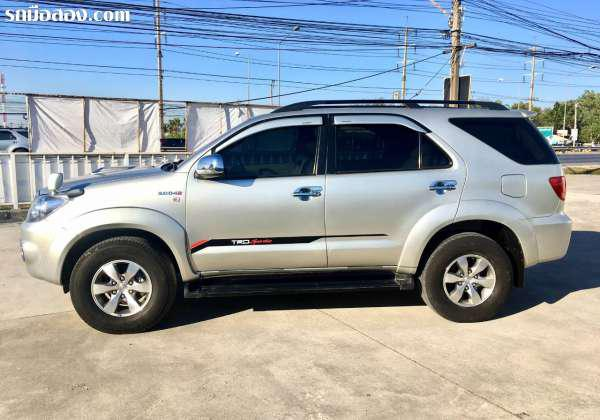 TOYOTA FORTUNER ปี 2007
