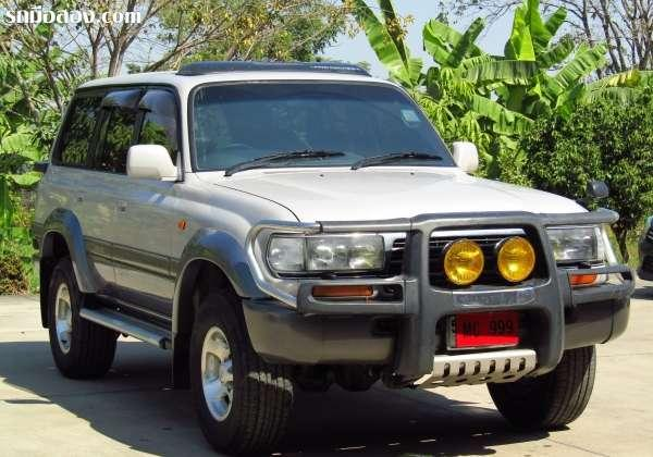 TOYOTA LAND CRUISER ปี 1997
