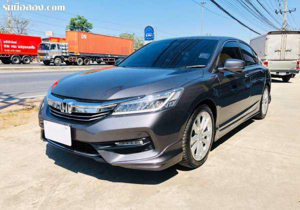 HONDA ACCORD ปี 2016
