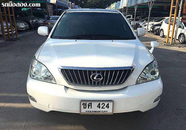 TOYOTA HARRIER ปี 2009