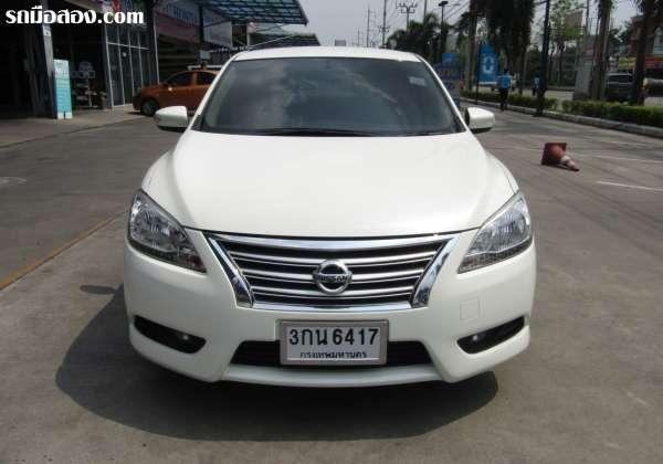 NISSAN SYLPHY ปี 2014