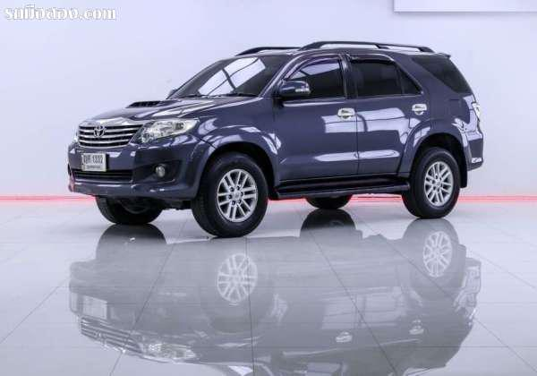TOYOTA FORTUNER ปี 2011