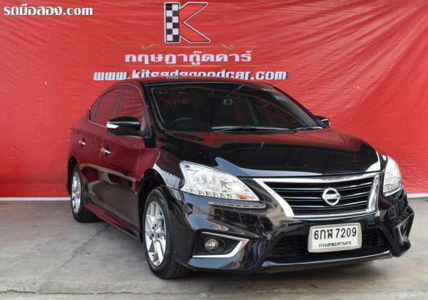 NISSAN SYLPHY ปี 2017