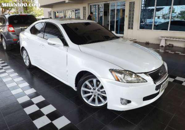 LEXUS IS250 ปี 2009