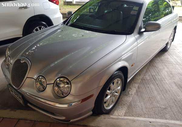 JAGUAR S-TYPE ปี 2002