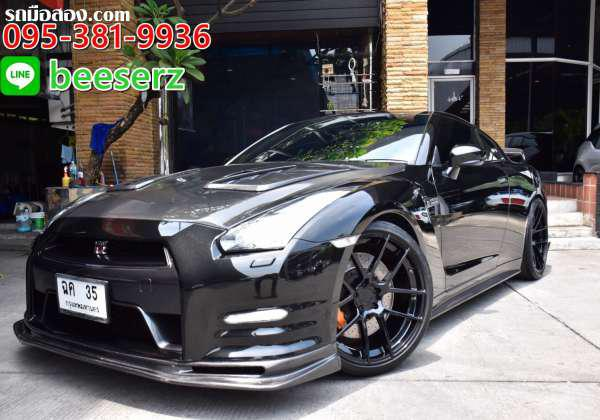 NISSAN GT-R ปี 2012