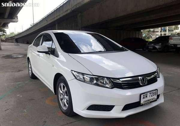 HONDA CIVIC ปี 2012