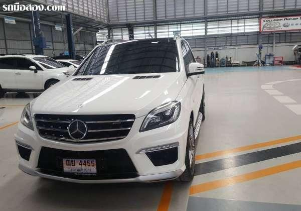 BENZ ML-CLASS ML250 CDI ปี 2017