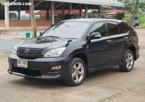 TOYOTA HARRIER ปี 2007