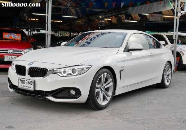 BMW 4 SERIES 420CI ปี 2018