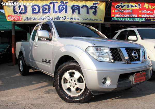 NISSAN FRONTIER ปี 2010