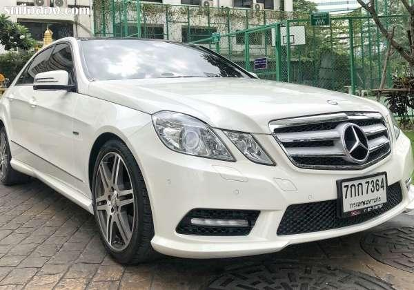 BENZ CL-CLASS CLS250 CDI AMG ปี 2011