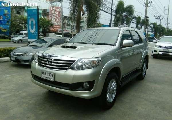 TOYOTA FORTUNER ปี 2014