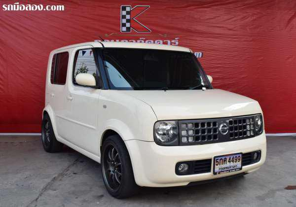 NISSAN CUBE ปี 2011