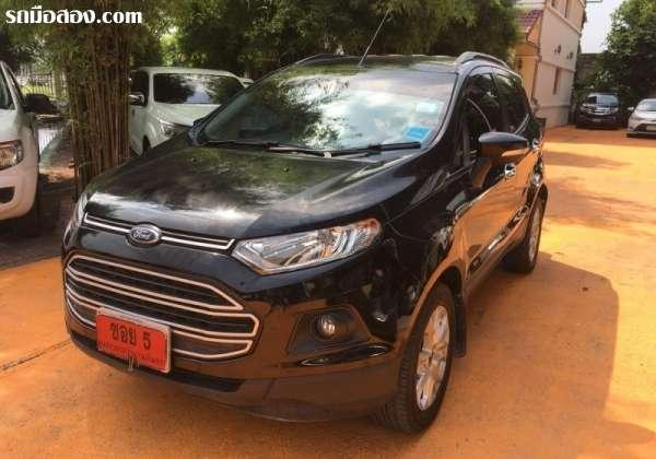 FORD ECOSPORT ปี 2017